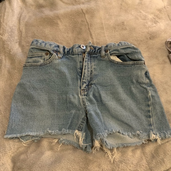 Ann Taylor Pants - Vintage high waisted Ann Taylor shorts